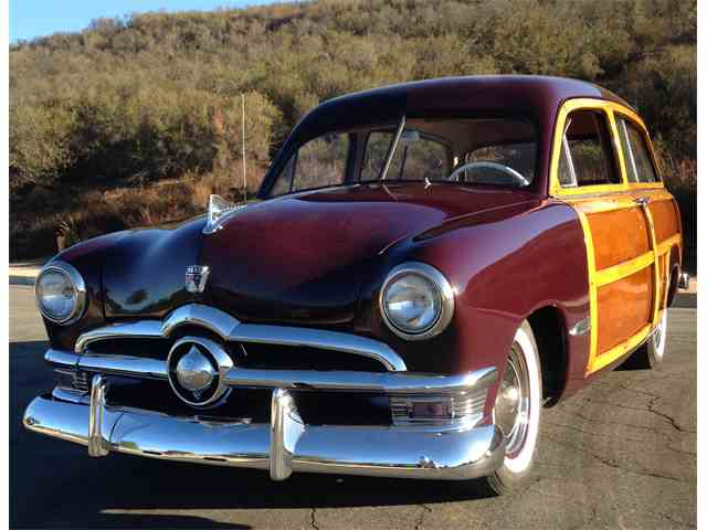 1950 Ford Woody Wagon | 985639