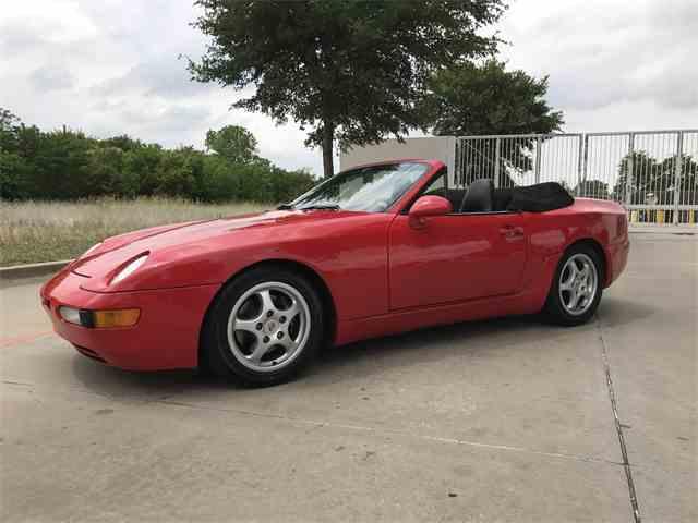 1994 Porsche 968 | 985640