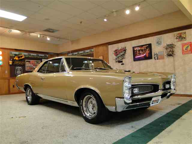 1967 Pontiac GTO | 985643