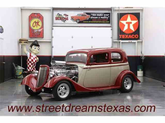 1933 Ford Model A | 985646