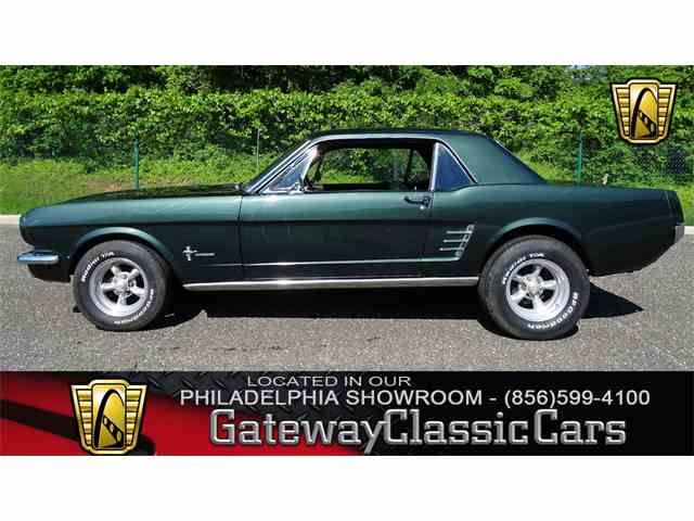 1966 Ford Mustang | 985648