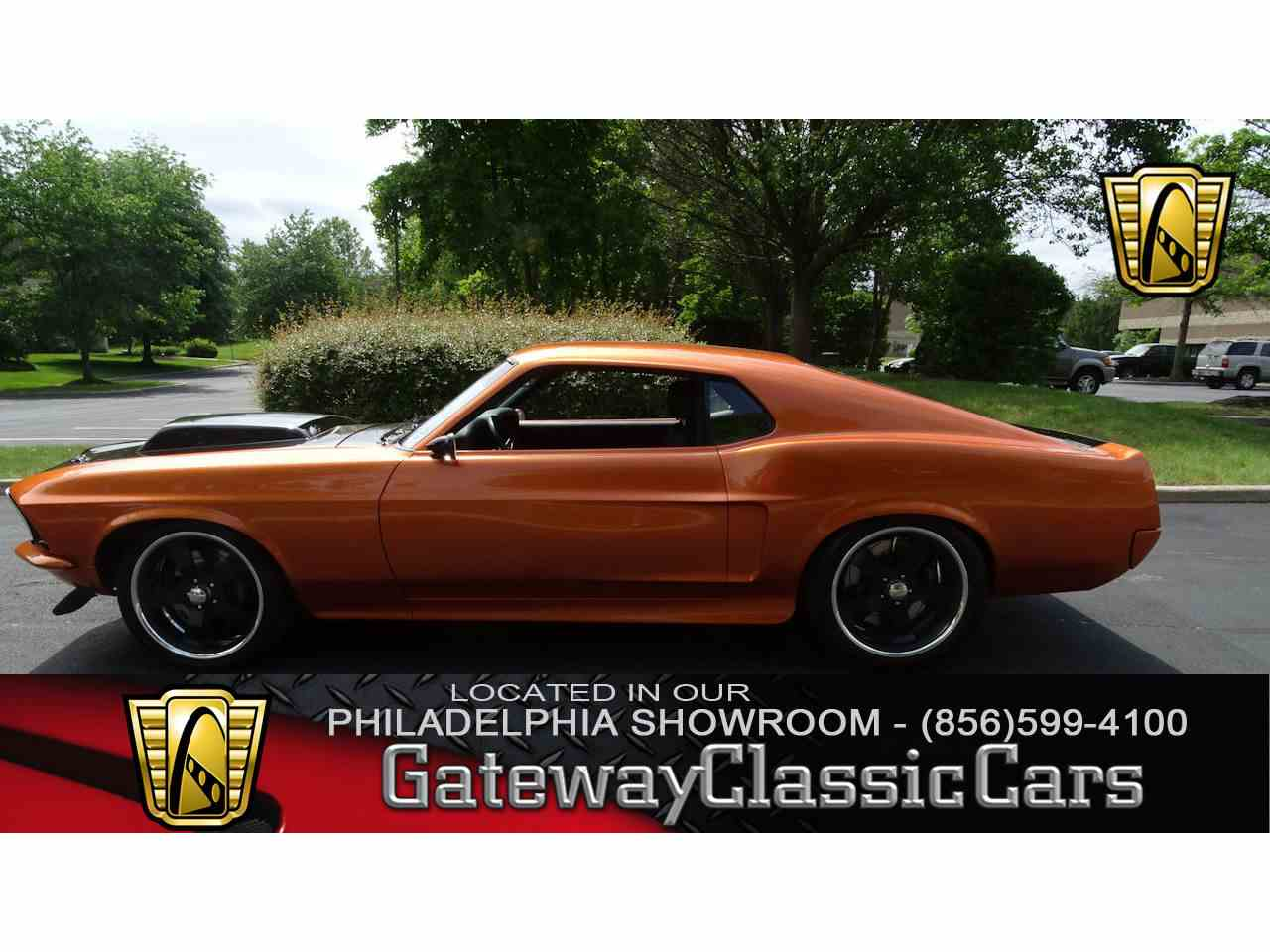 1969 Ford Mustang for Sale | ClassicCars.com | CC-985650