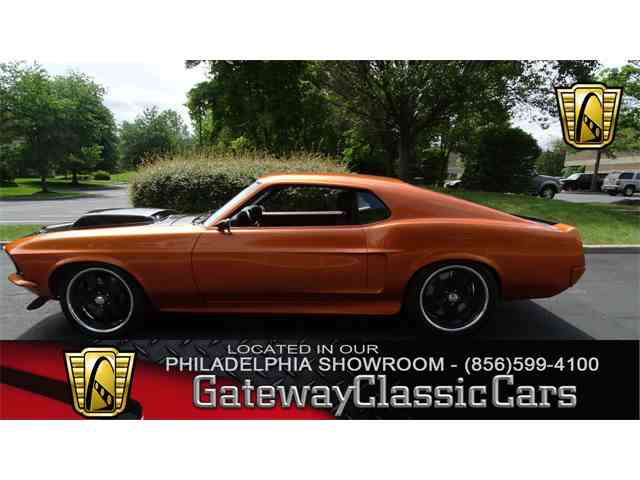 1969 Ford Mustang | 985650