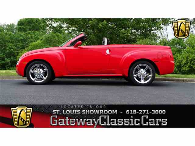 2005 Chevrolet SSR | 985651