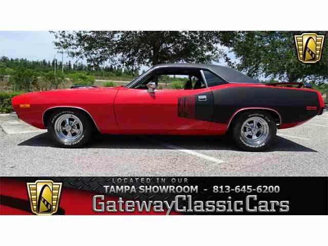 1973 Plymouth Cuda | 985653