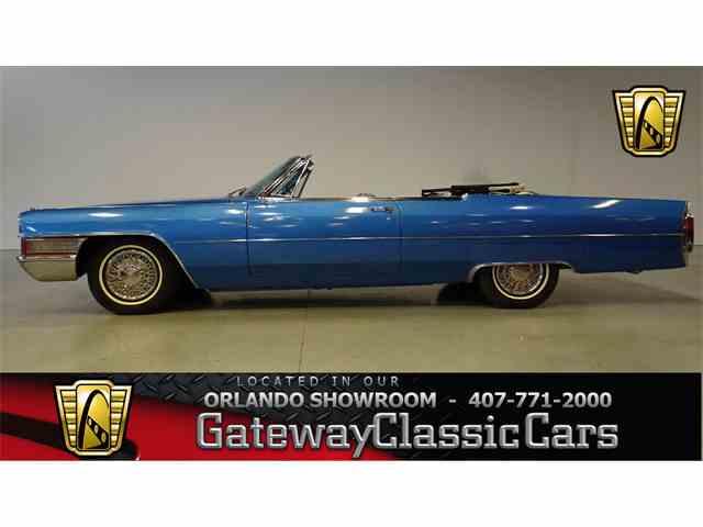 1965 Cadillac Coupe DeVille   985657