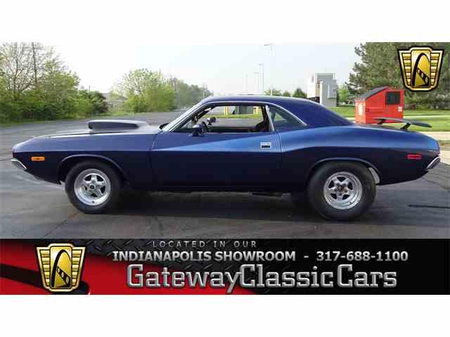 1973 Dodge Challenger | 985665
