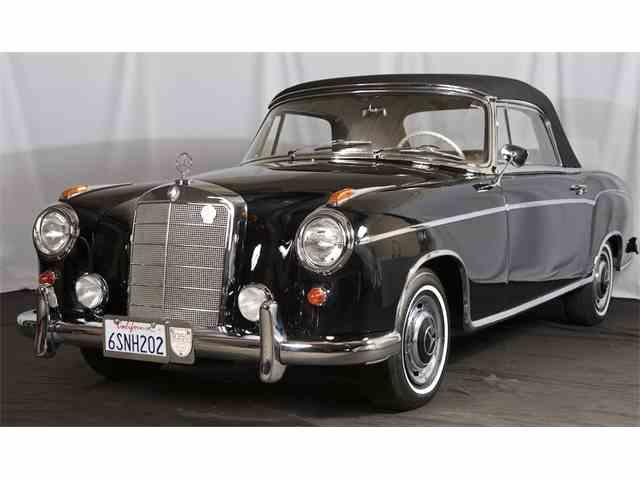 1959 Mercedes-Benz 220 | 985671