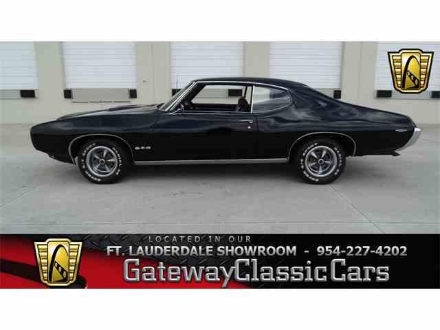 1969 Pontiac GTO | 985672