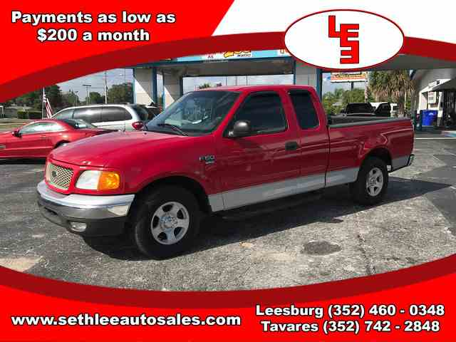 2004 Ford F150 | 985678