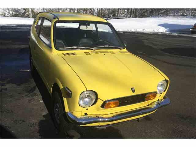 1972 Honda Coupe | 985690