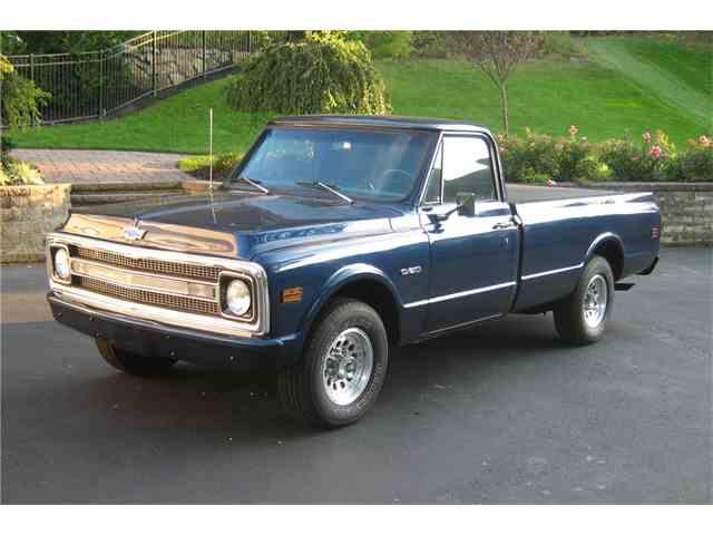 1970 Chevrolet C/K 20 | 985692