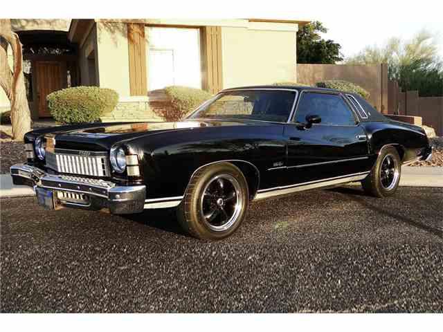1974 Chevrolet Monte Carlo | 985694