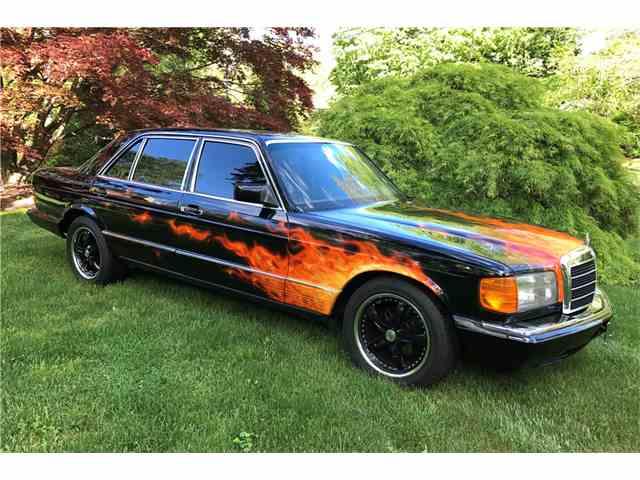 1984 Mercedes-Benz 500SEL | 985695