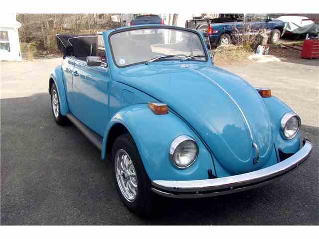 1970 Volkswagen Beetle | 985702