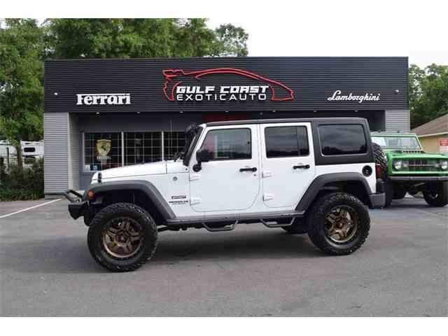 2016 Jeep Wrangler | 985706