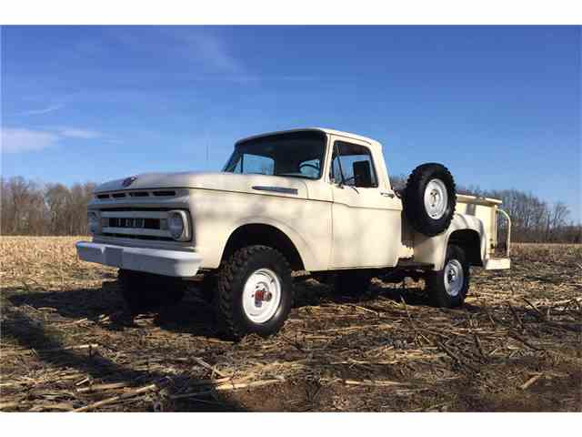 1961 Ford F100 | 985708