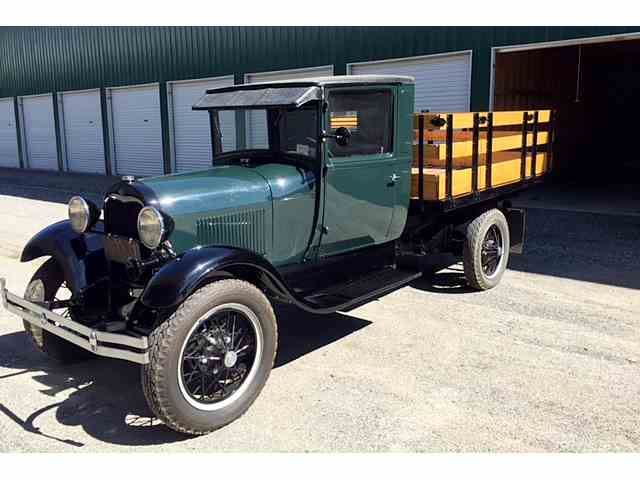1928 Ford Model A | 985711