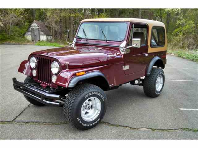 1978 Jeep CJ7 | 985711
