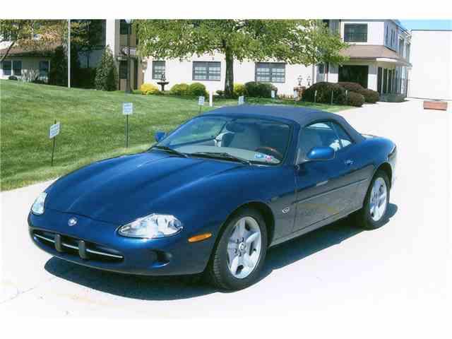 1997 Jaguar XK8   985716