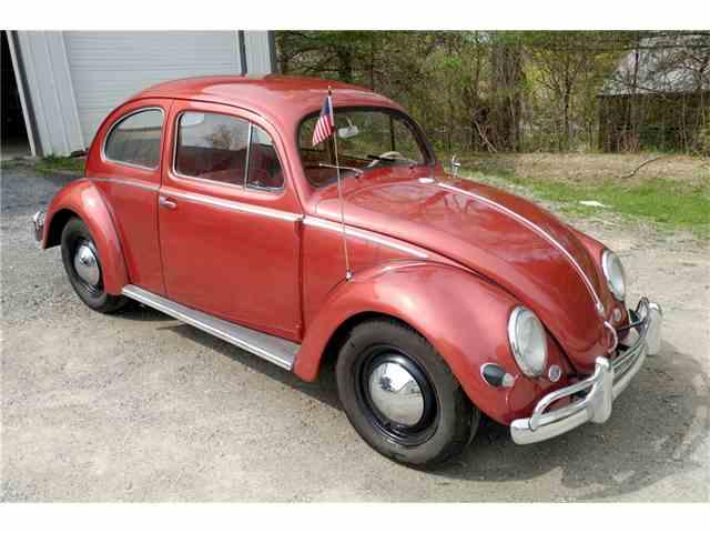 1956 Volkswagen Beetle | 985720