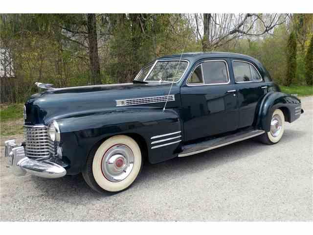 1941 Cadillac Series 62 | 985721