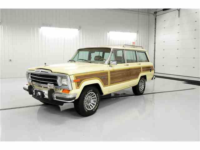 1988 Jeep Wagoneer   985722