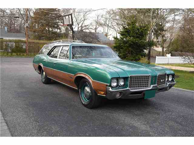 1972 Oldsmobile Vista Cruiser | 985722