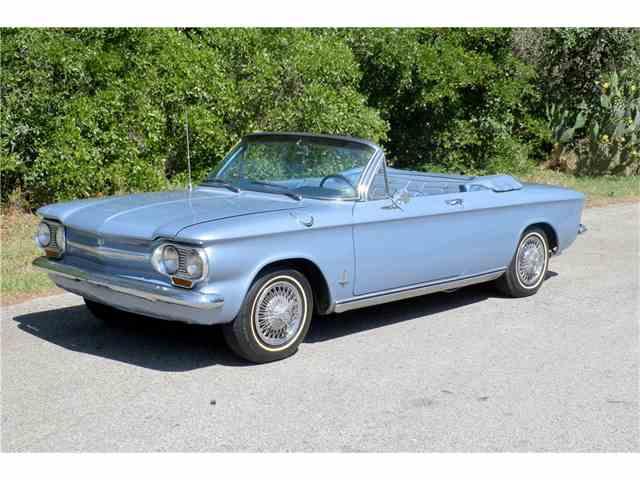 1963 Chevrolet Corvair Monza   985724