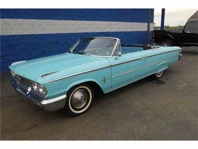 1963 Ford Galaxie 500 | 985724