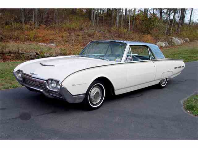 1962 Ford Thunderbird | 985724