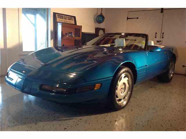1992 Chevrolet Corvette | 985725