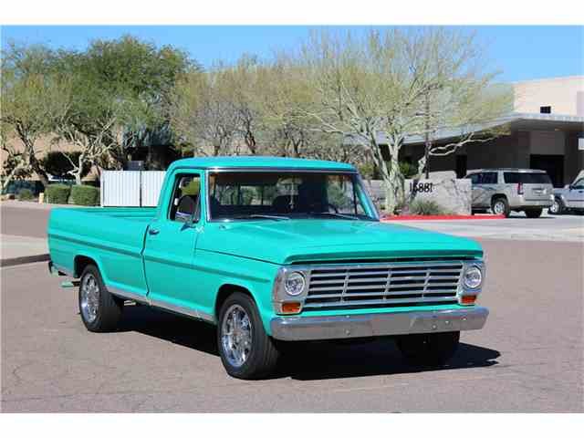 1967 Ford F100 | 985727