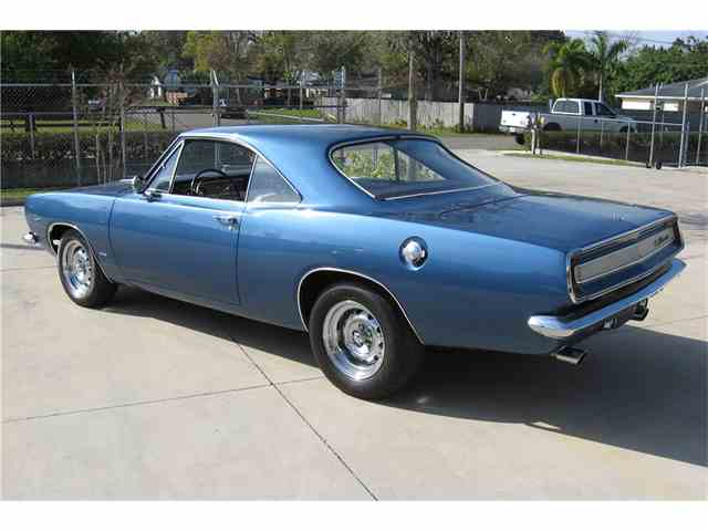 1967 Plymouth Barracuda | 985728