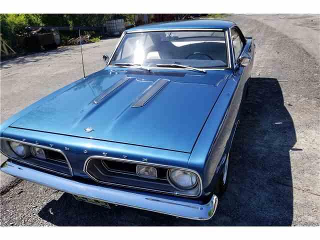 1967 Plymouth Barracuda | 985728