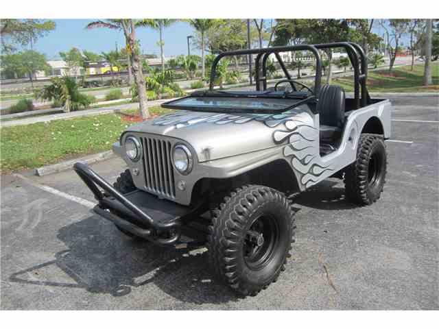 1956 Jeep CJ5 | 985729