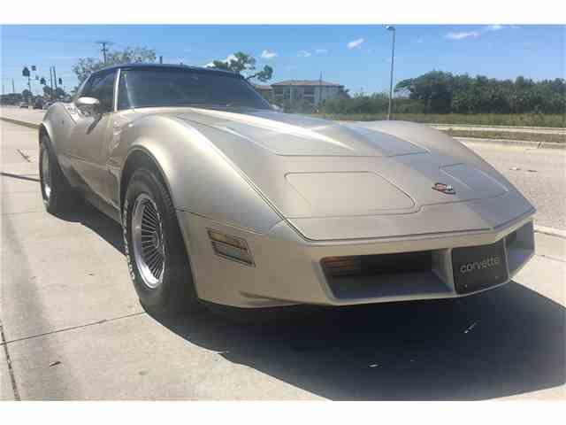 1982 Chevrolet Corvette | 985730