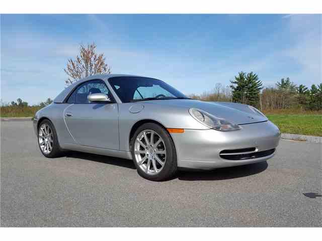 2000 Porsche 911 | 985732