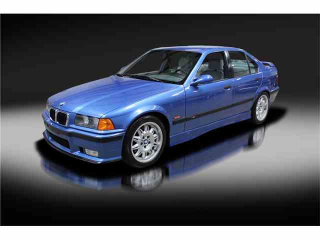 1997 BMW M3   985736