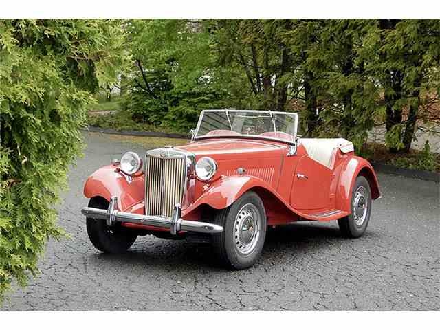1952 MG TD | 985737
