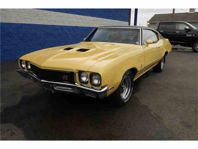 1972 Buick Gran Sport   985738