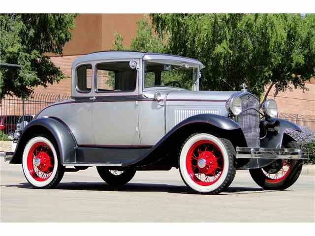 1930 Ford Model A | 985739