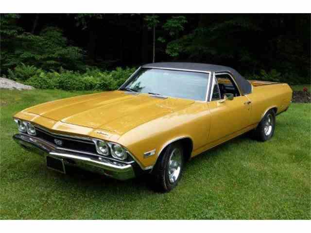 1968 Chevrolet El Camino SS | 985739