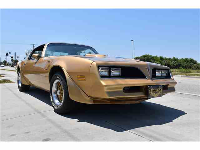 1978 Pontiac Firebird Trans Am | 985743