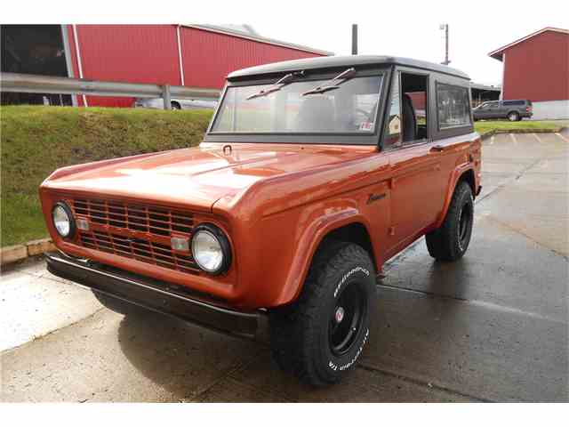 1969 Ford Bronco | 985748