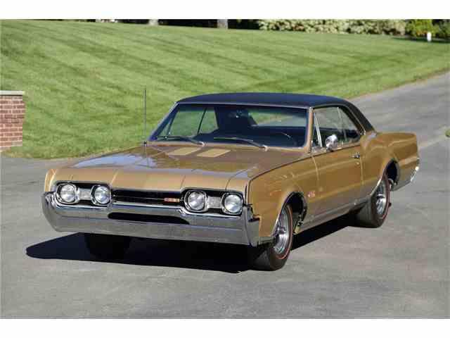 1967 Oldsmobile Cutlass | 985750