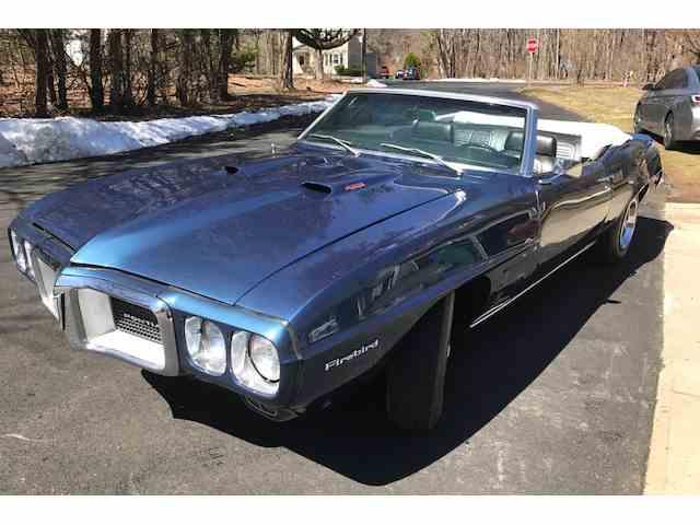 1969 Pontiac Firebird | 985752