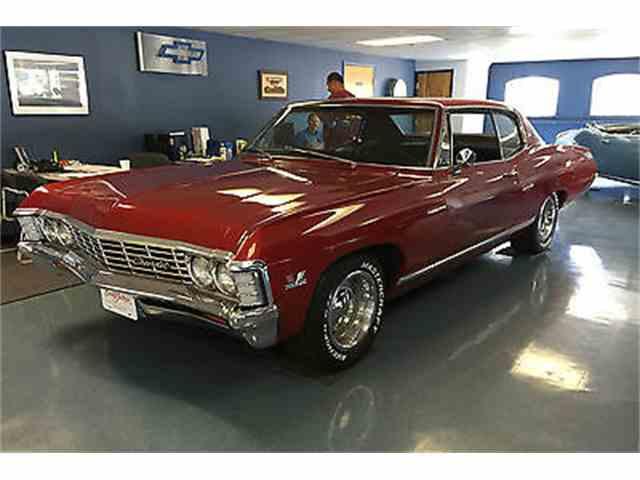 1967 Chevrolet Caprice   985753