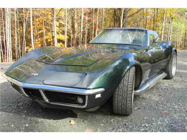 1968 Chevrolet Corvette | 985754