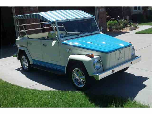 1974 Volkswagen Thing | 985755